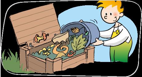 Tom compostage