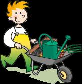 Tom jardinier